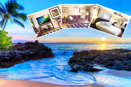 Comfy apartment near great beaches in Kihei Maui