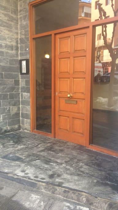 Portal de acceso