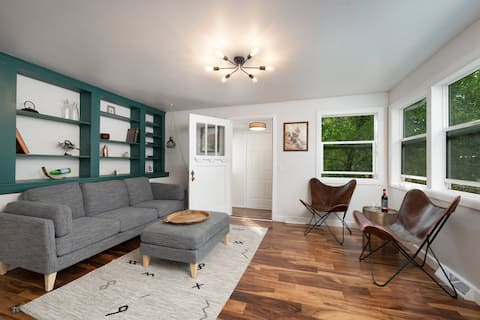 Olive House - downtown retreat