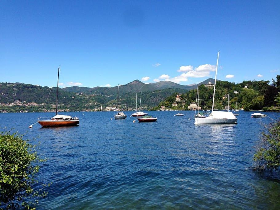 Villa Imolo, Orta San Giulio Lake Orta - NORTHITALY VILLAS Vacation villa rentals