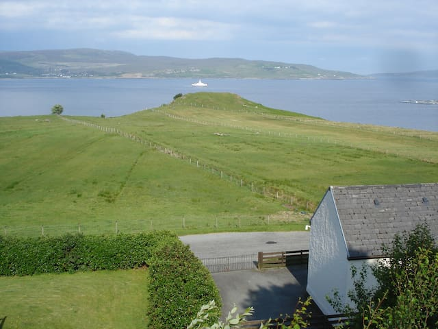 Taigh Uilleam Holiday Cottage