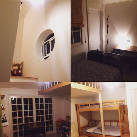 ji-an house