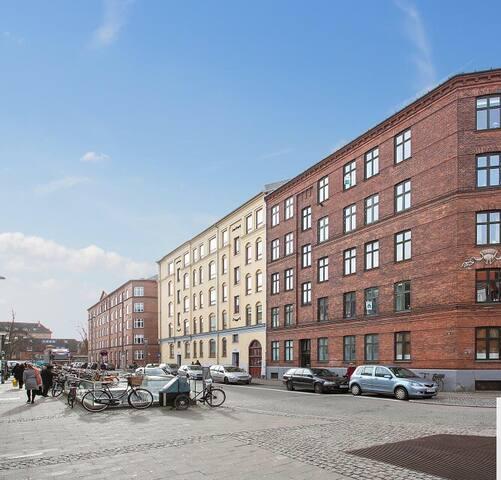 Lovely apartment near city center - Copenhague - Departamento
