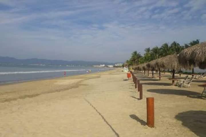 La playa más hermosa y tranquila