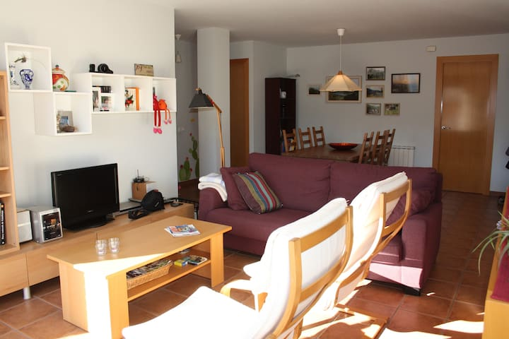 APARTAMENTO VILADA (Alt Berguedà) - Vilada - Appartement