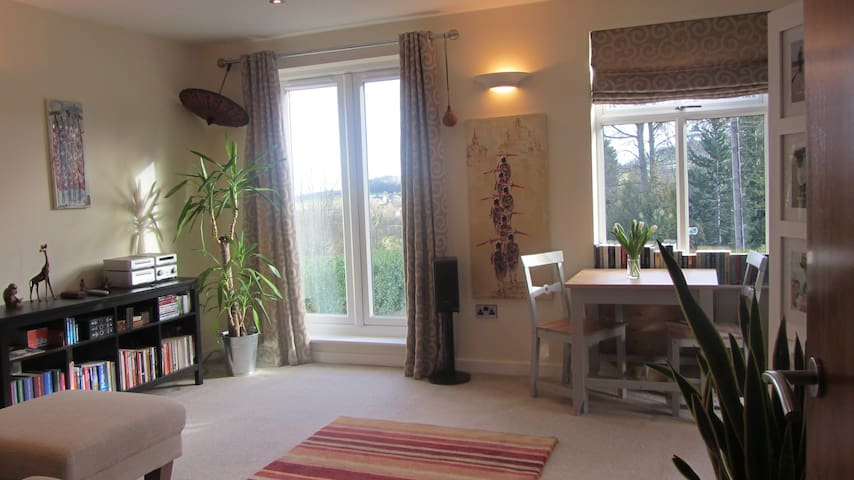 Spacious Two Bed Apartment close to Holmfirth - Scholes - Appartement