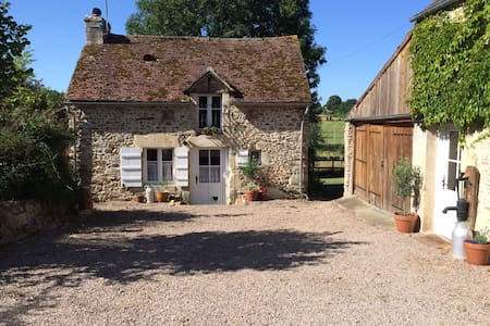 Delightful Country Cottage - Brieux - Haus