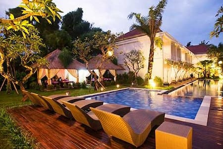 Sunti Boutique - Pool, Brkft, Wifi Yoga, Ubud Ctr - Ubud