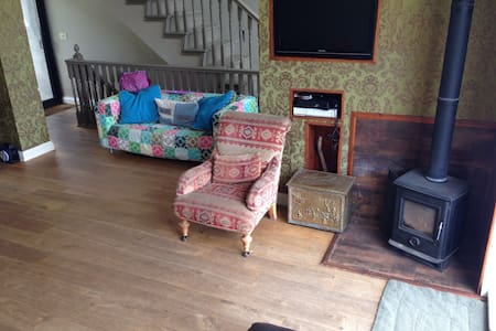 Bohemian home with stunning views!  - Carlingford - House