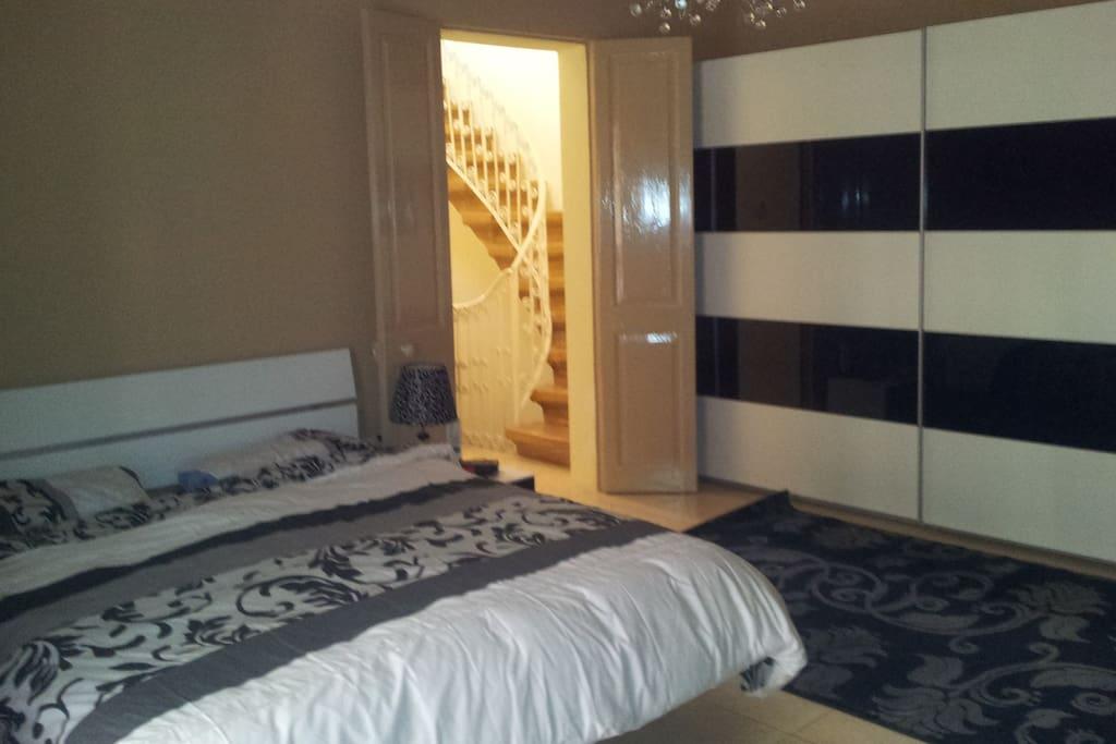 your beautiful bedroom