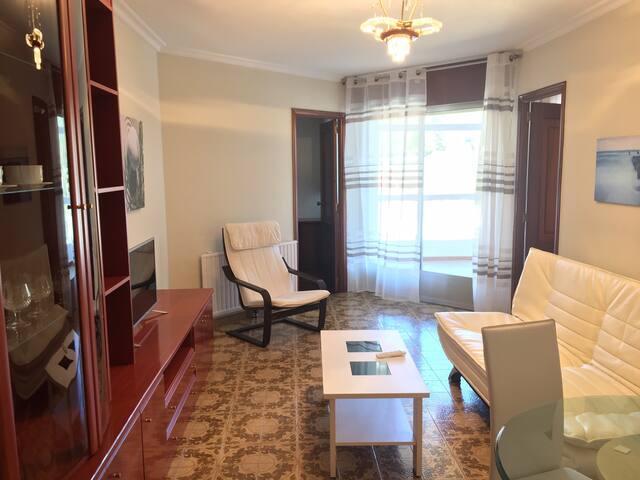 Acogedor apartamento a pié de playa en Vilagarcia - Villagarcía de Arosa - Apartment