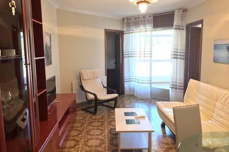 Acogedor apartamento a pié de playa en Vilagarcia - Villagarcía de Arosa - Appartement