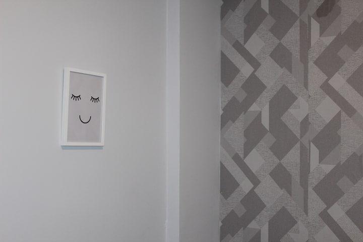Duplex c/AR 2 quartos próximo de tudo - Ipatinga