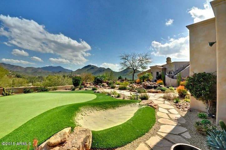 CASITA EXTRAORDINARE - Scottsdale - Villa