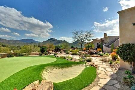 Chateau de l'amour - Scottsdale
