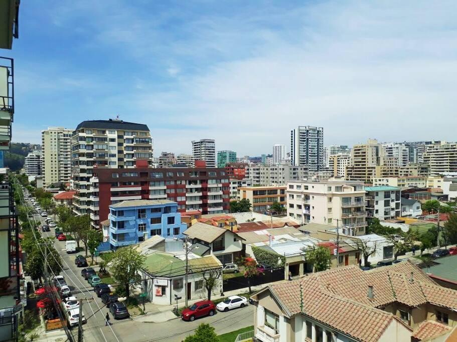Vista panorámica desde el  balcón  1