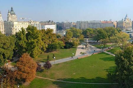 Erzsebet Room - Budapest