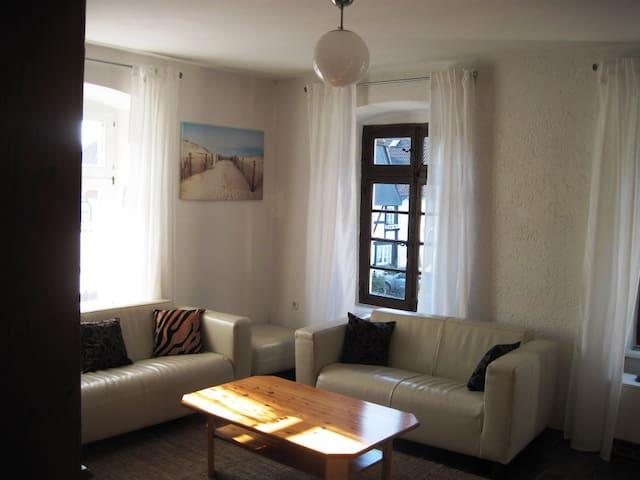 Wollhaarmammut: Gemütlich wohnen  - Balve - Apartamento