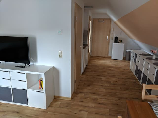 Nette kleine Dachgeschosswohnung, OT von Kamenz