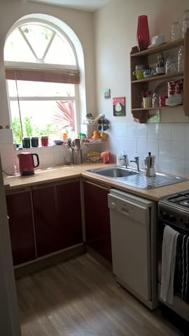 Quiet 1 Bed ground floor flat in Ascot. - Windsor and Maidenhead - Apartment