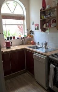Quiet 1 Bed ground floor flat in Ascot. - Windsor and Maidenhead - アパート