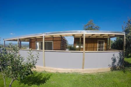 """Punga Lodge"" the Mountain Sanctuary - Maungatautari"