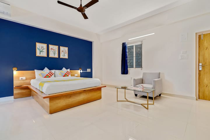OYO - On Offer! Cosy Studio Home in Bangalore