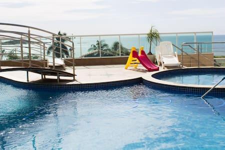 Apartamento super confortavel Praia de Itaparica - Вила-Велья