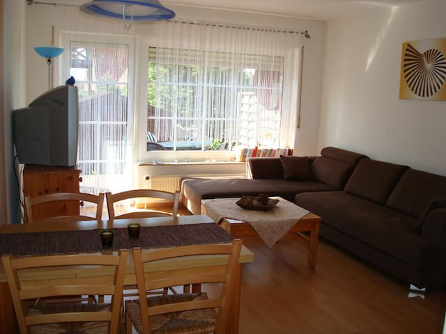 Nice Apartment for 4 People - Juist - Apartment