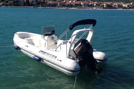 Boat rent Trogir Maestral 555 RIB - Trogir - Boot