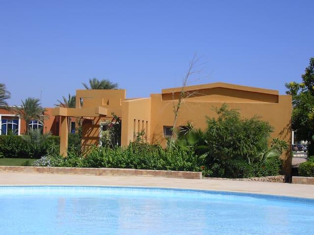 VILLA WITH SWIMMING POOL  - Sharm el Sheikh - Casa
