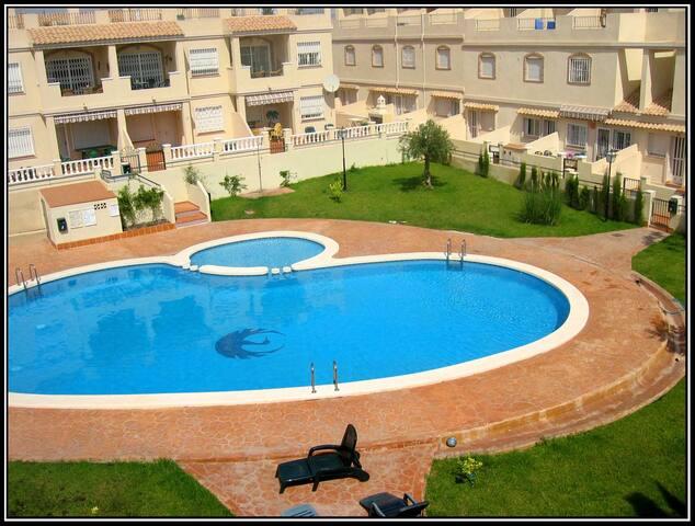 Maison avec jardin et piscine - Monte Faro - Casa