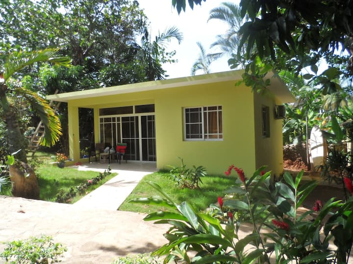 NEW GARDEN BUNGALOW by the BEACH