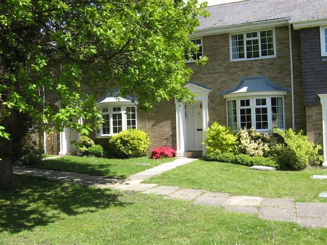 Grafton Holiday Home, Pennington,Lymington, Hants. - Pennington, Lymington - House
