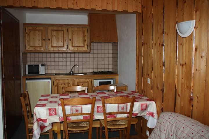 Appartement 5 personnes Chatel centre