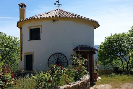 La casita redonda - Cartajima - Casa