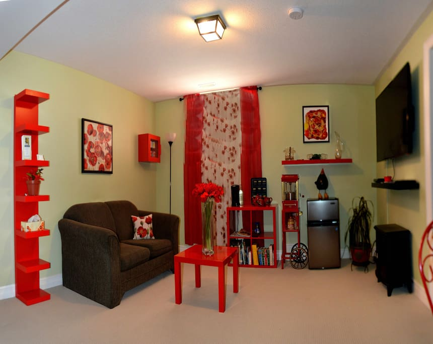 The yellow door bed and breakfast in crystal beach for Chambre hote canada