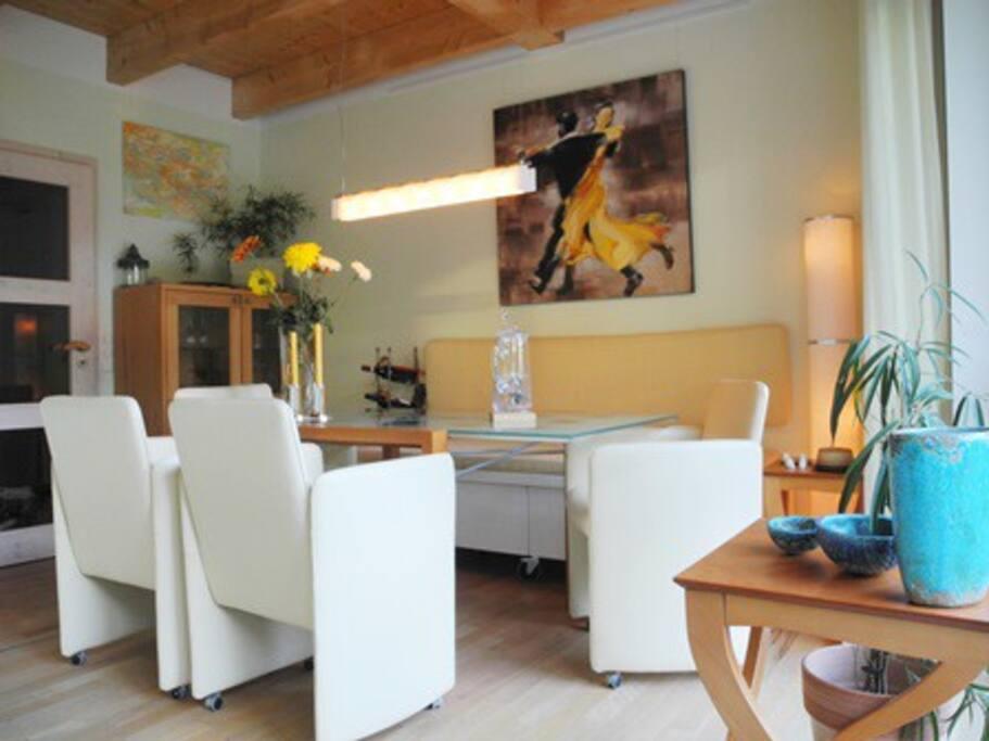 Ferientraum mitten in l neburg appartements louer for Chambre basse hamburg