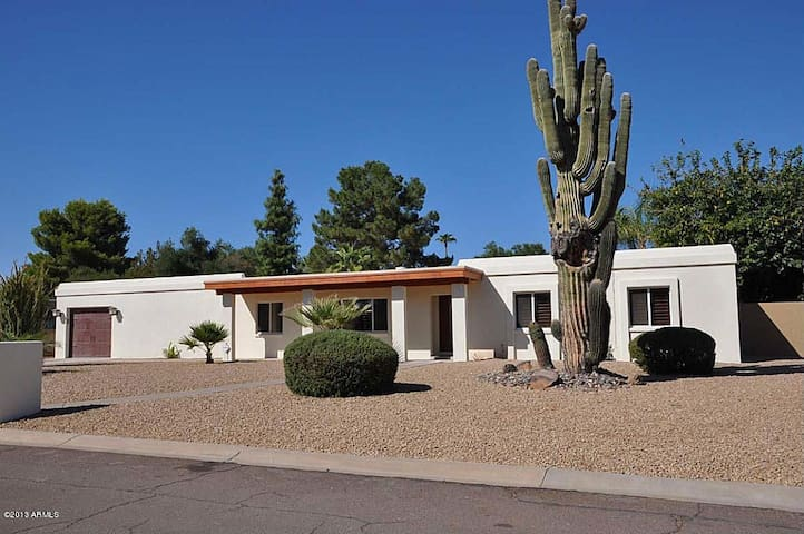 Private Spa Suite with own Entrance - Scottsdale - House