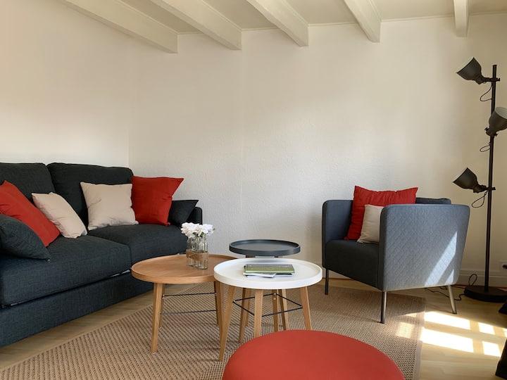 Confort et charme en plein centre ville d'Honfleur