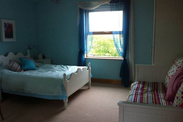Double Room Bracklin Country Lodge and Stables - Westmeath - Wikt i opierunek