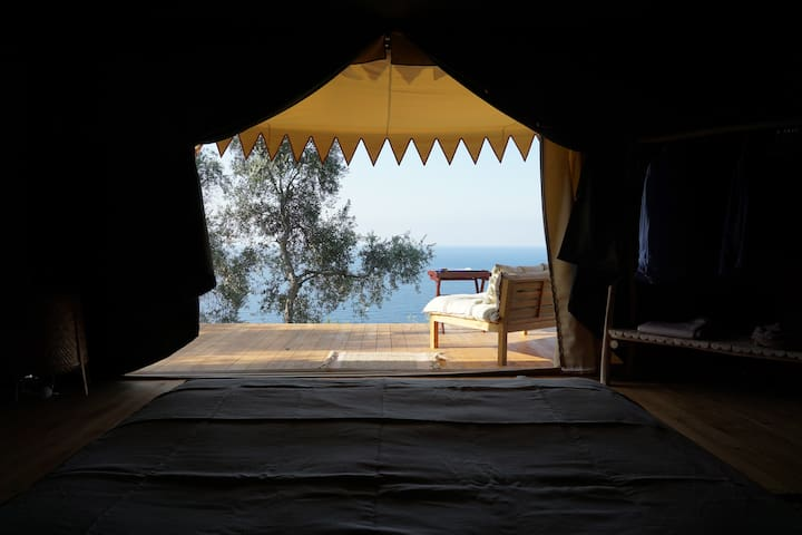 Tent&Stable Glamping experience - CinqueTerre