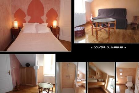 """LE BIAU DOMAINE """"Douceur du Hammam"""" - Saint-Rabier"""