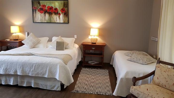 Hotel Solaz Bella Vista de Colchagua Suite 2