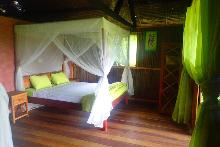 Sahorana Lodge - Lodge Citronnelle