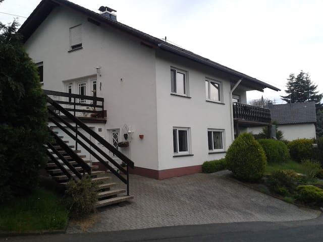 Idylle am Rheinburgenweg in Boppard-Holzfeld