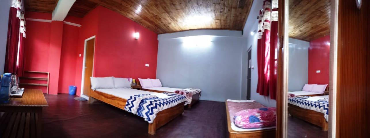 Temi Kothi Homestay Namchi, Sikkim