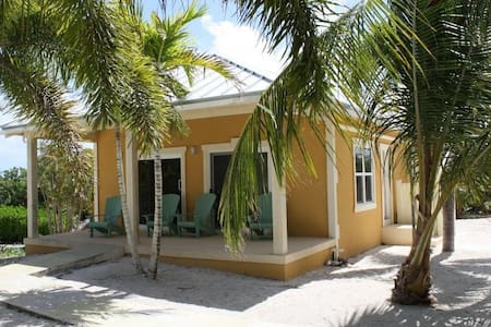 """Sun Kissed"" Bungalow - North Caicos"