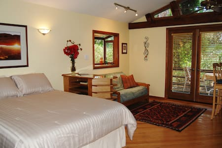 Charming Detached Guest Cottage - Ojai - Casa