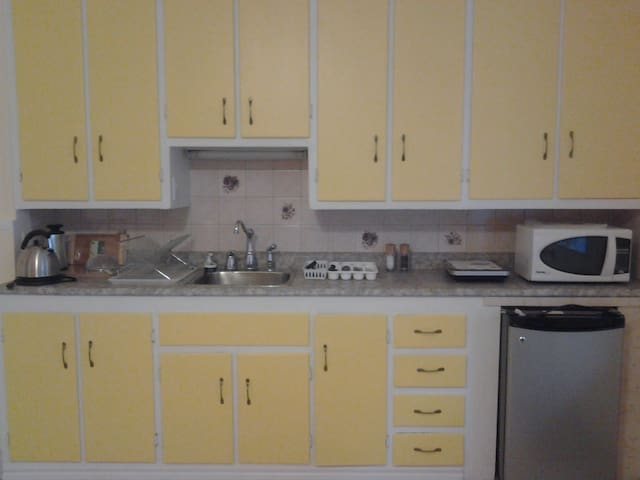 1 bedroom apartment near Old Quebec